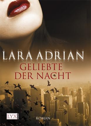 Gelesen: Midnight Breed-Serie von Lara Adrian
