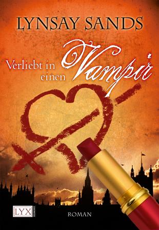 Gelesen: Verliebt in einen Vampir von Lynsay Sands