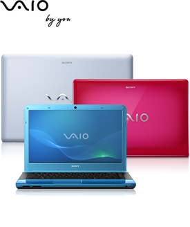 [Updated] Vaio vs. iPad