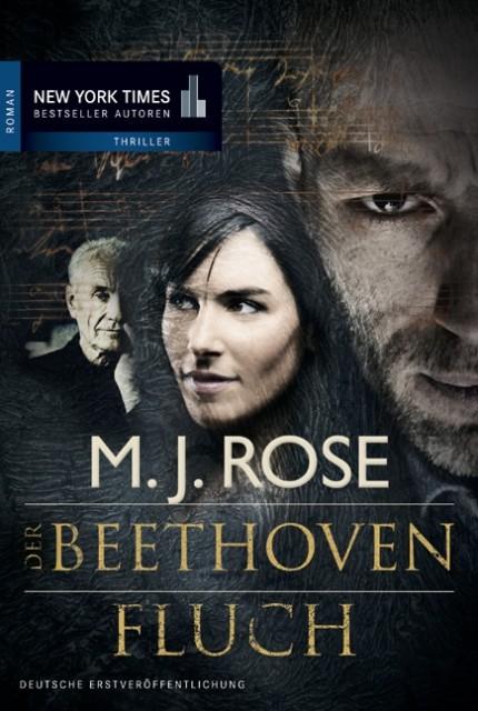 Gelesen: Der Beethoven-Fluch von M.J. Rose