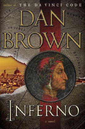 Gelesen: Inferno von Dan Brown (engl)