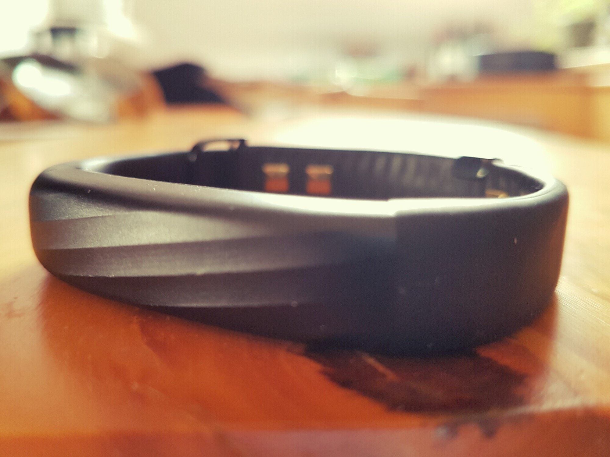 Das Jawbone Up3 - schlicht, elegant und voller Funktionen