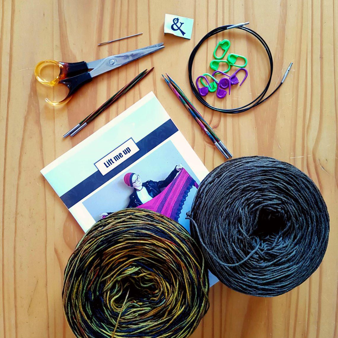 FeinmotorikKAL – Wolle wickeln